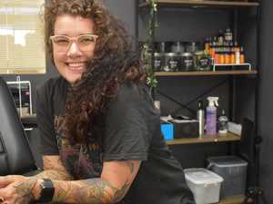MAKING HISTORY: First tattoo shop to open doors
