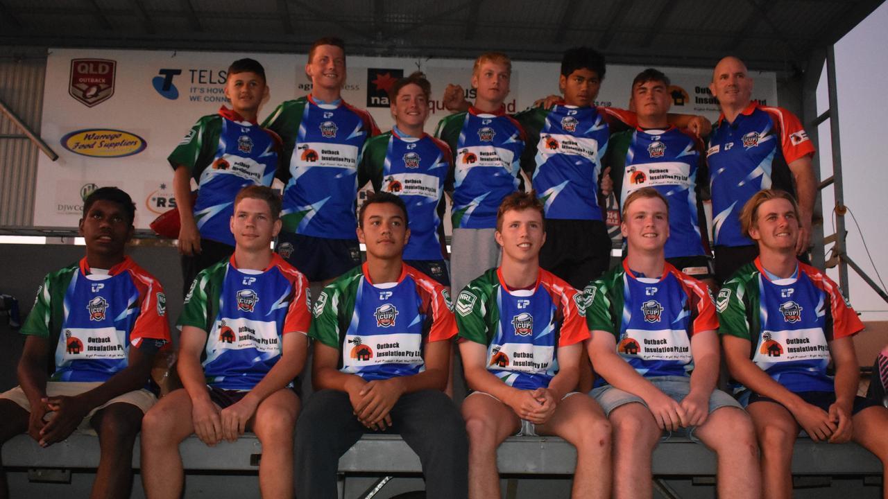 U16 Dream Team – Adrian Vowles Cup 2020.