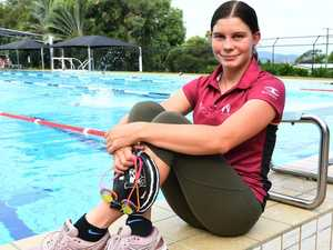 CQ triathlete's star on the rise