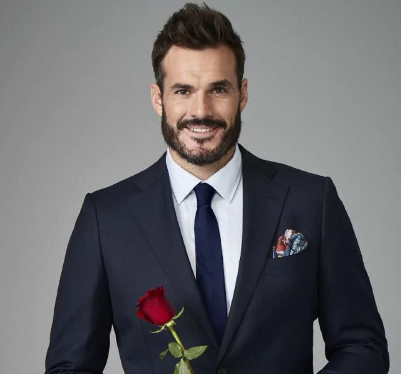 Locky Gilbert has been announced as the 2020 Bachelor. Picture: Channel 10. Source:Channel 10