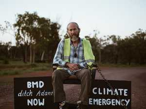 Magistrate tells Adani protester 'you're a pawn'