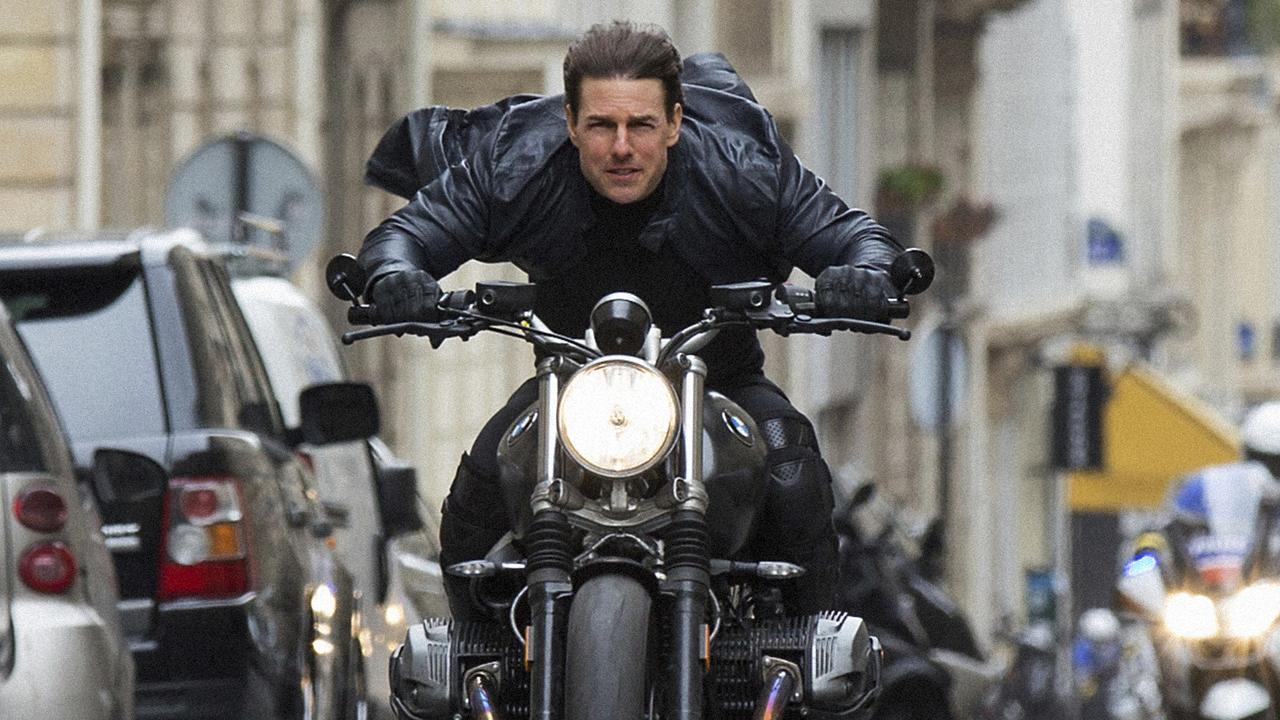 Mission Impossible 7 halted production in Italy. (Chiabella James/Paramount Pictures and Skydance via AP)
