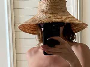 Kendall Jenner rocks tiny string bikini