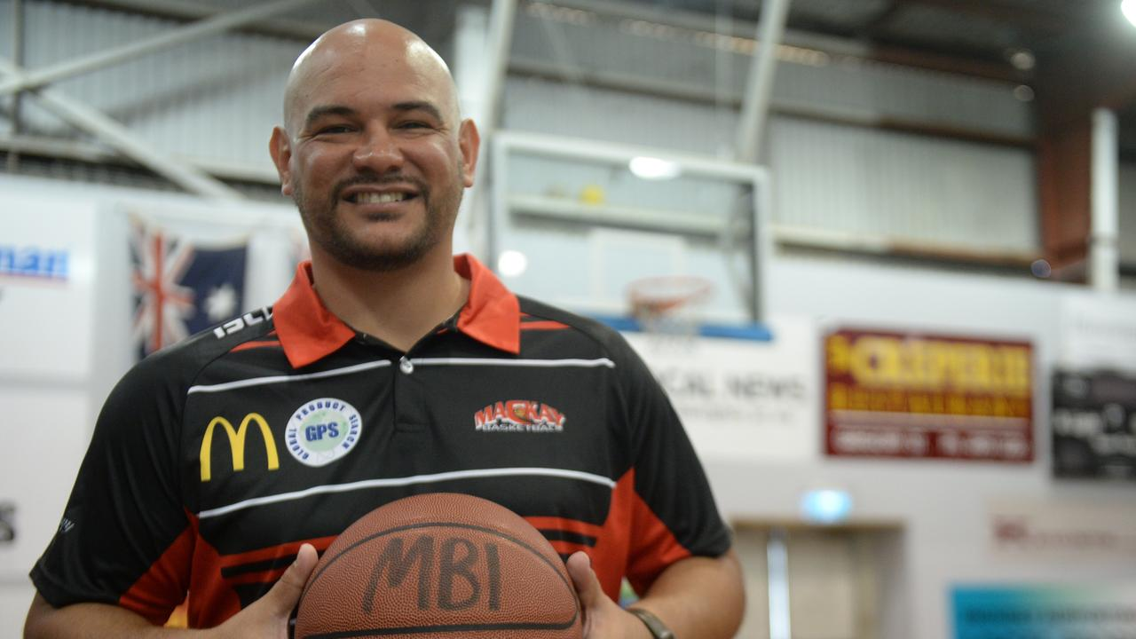 Mackay Meteors coach, Joel Khalu, said Bryan Michaels signing had generated some momentum with signings in the club. Picture: Aidan Cureton