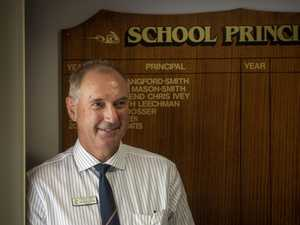 Picture perfect 36-year teaching career ends