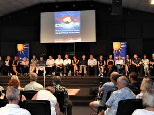 What the Noosa candidates night revealed