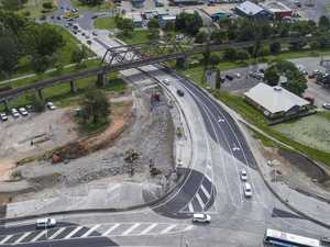 WATCH: Amazing view as new roundabout takes shape
