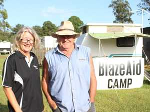 Seasoned pro heads up Blaze Aid camp