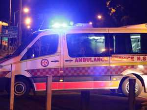 Man and woman killed in smash with truck on Bruce Highway