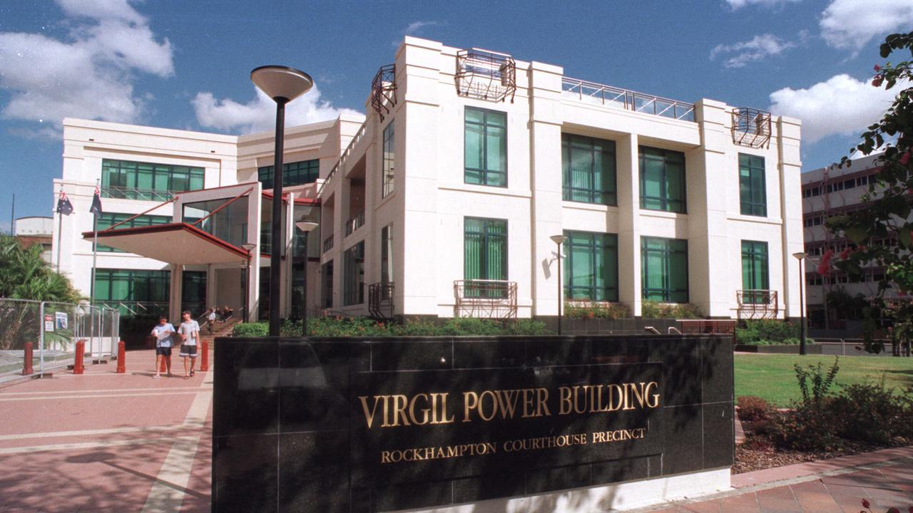 Virgil Power Building, Rockhampton Courthouse Pic/OConnor travel qld buildings Picture: Oconnor Tom