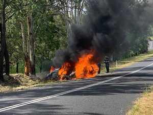 Police continue probe into deadly Glamorgan Vale crash