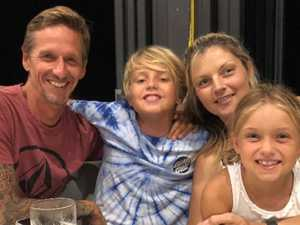 Diagnosis devastates young family
