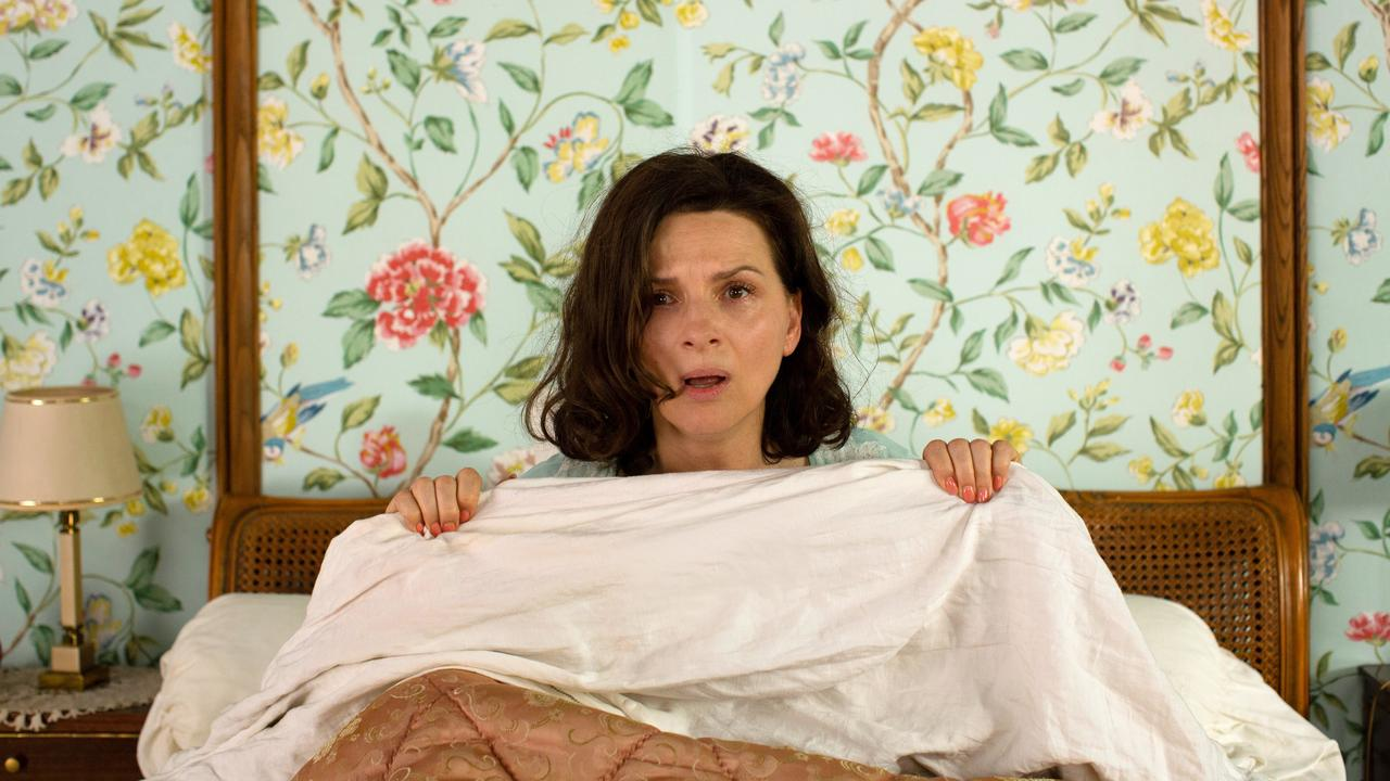 Juliette Binoche in a scene from the French film How to Be a Good Wife by Martin Provost.