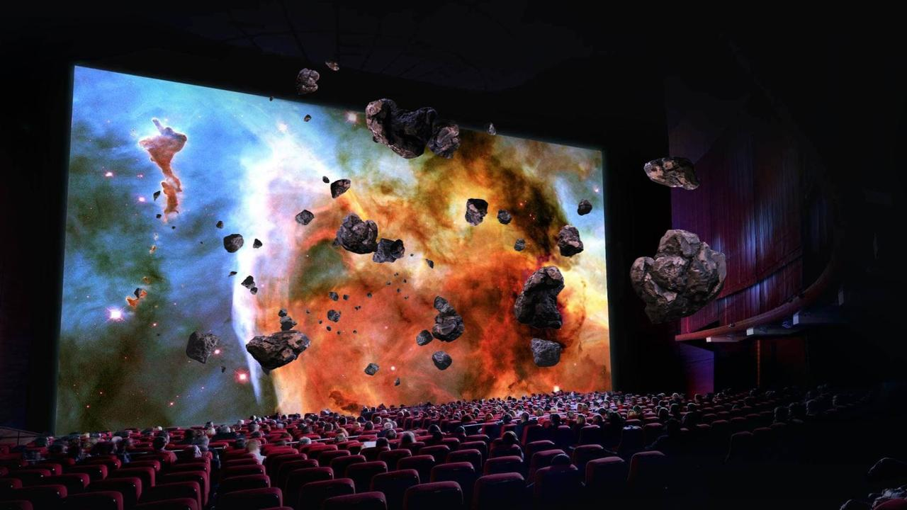 Samsung's Onyx LED screen has landed in Australian cinemas. Picture: Samsung