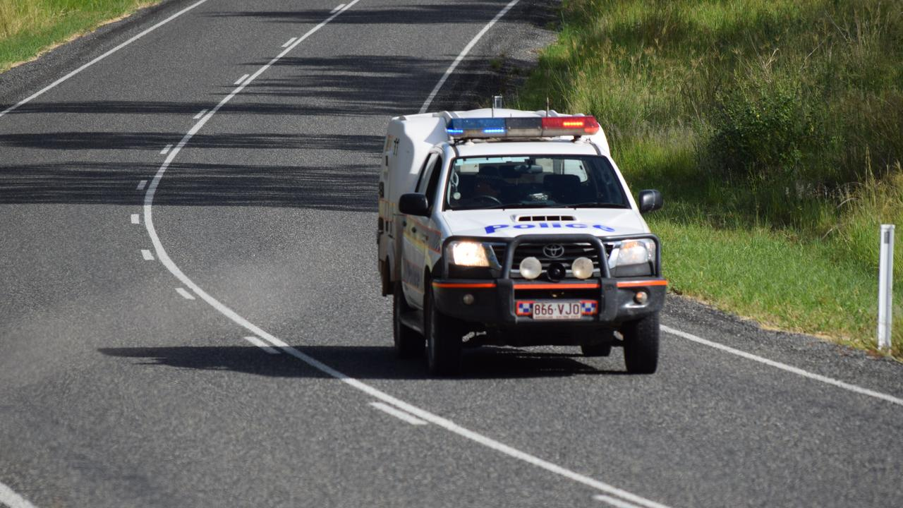 A Queensland Ambulance Service spokeswoman said three people were assessed by paramedics after a two vehicle crash near Bakers Creek at 4.26pm.