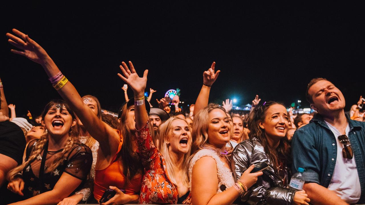 Festival goers rated The 2019 Big Pineapple Music Festival Queensland's best for the past three consecutive years. Supplied by Scrabble PR.
