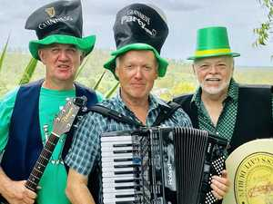 Luck of the Irish: Rocky music group to perform Celtic classics