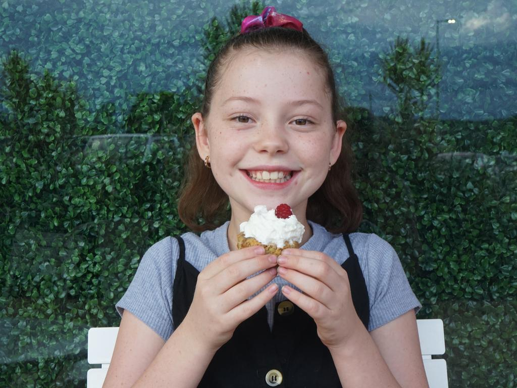 Sarina girl Katie Paidley, 11, will be on the keto diet for life, after being diagnosed with GLUT1 in 2018. Picture: Rainee Shepperson.