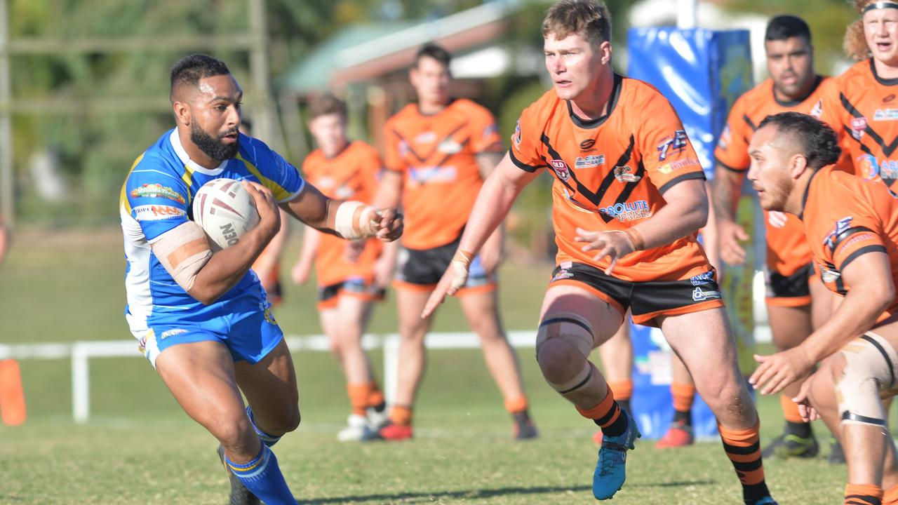 After a few trial matches were washed out last weekend Mackay rugby league teams are itching to take to the pitch.