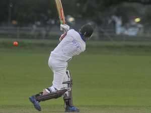 DEX Shied cricket McAuley v South Grafton Open Boys