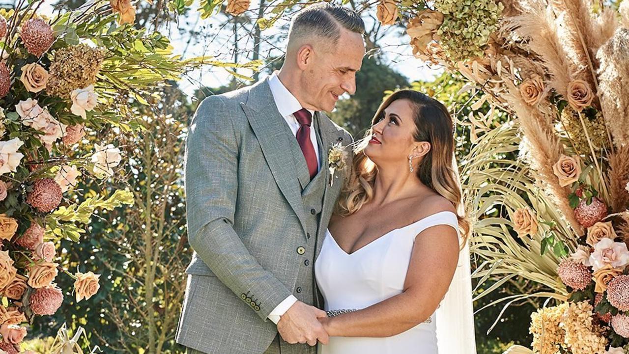 Mishel was married to Steve on MAFS.