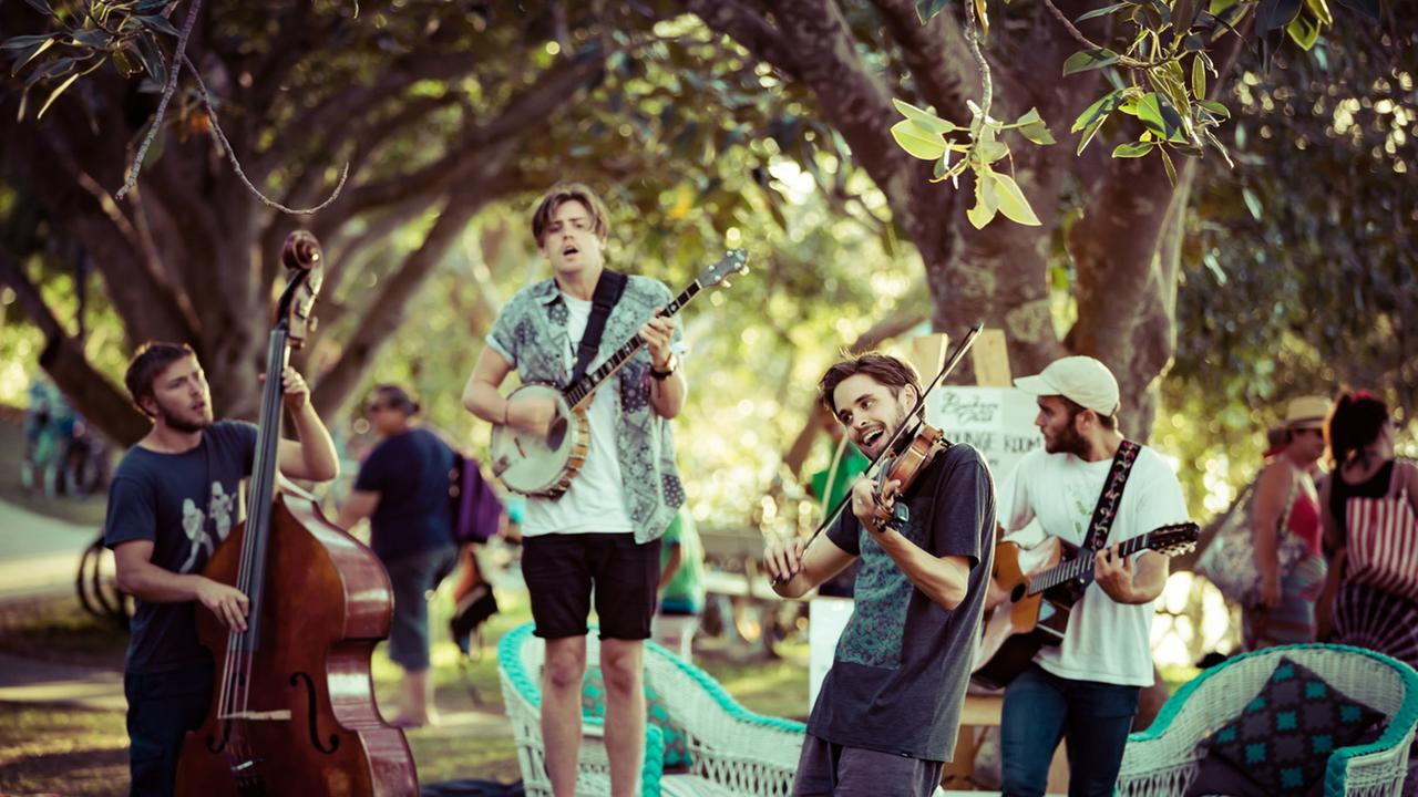 Buskers by the Creek is heading to a new location. Photo: SUPPLIED