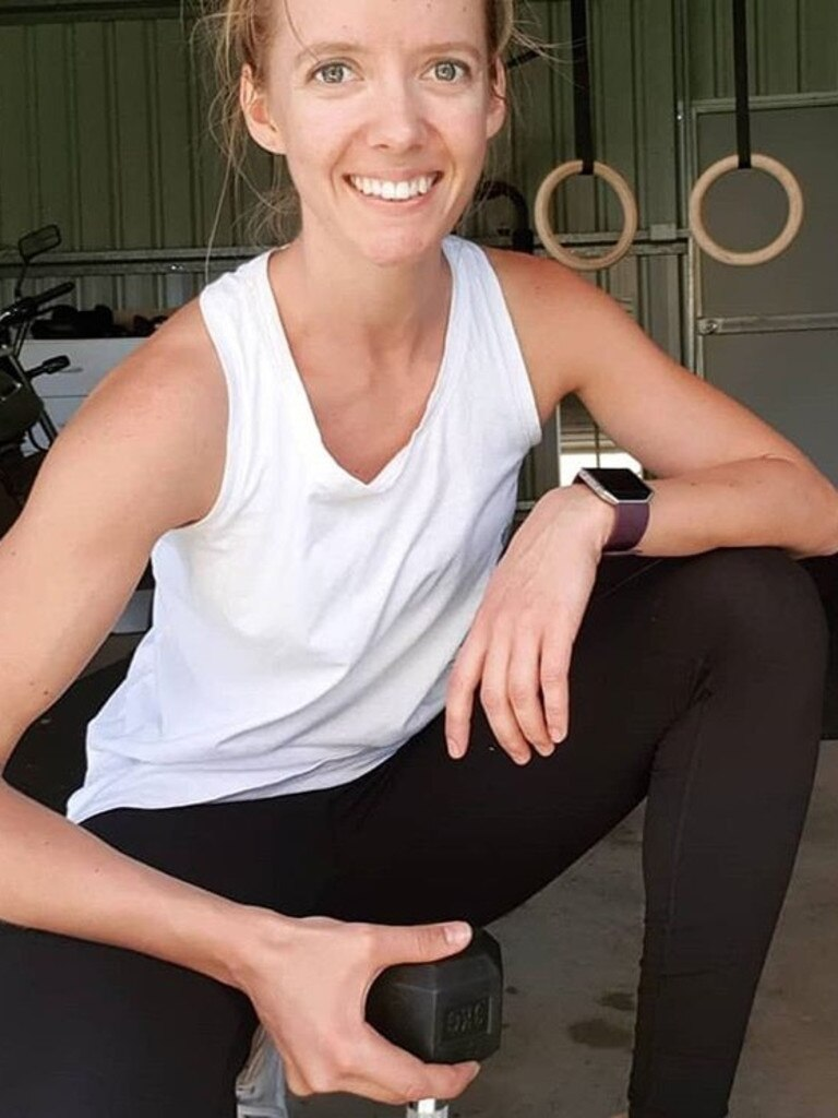 Barcaldine personal trainer Halina Williams is a finalist for the 2020 Australian Fitness Awards' Personal Trainer of the Year.
