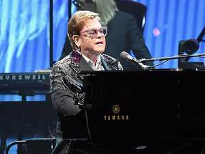 'I won't forget you': Elton's heartfelt message to crowd