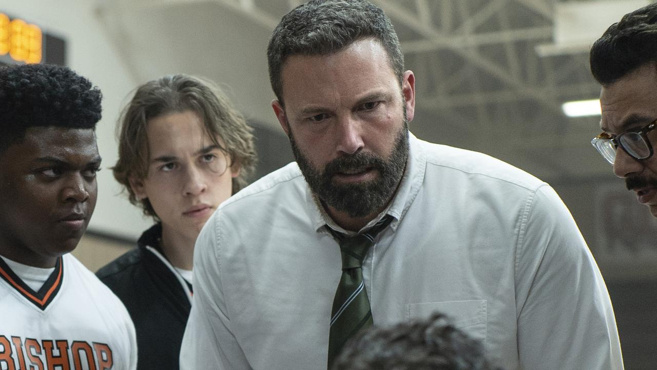 Ben Affleck stars in The Way Back. Picture: AP