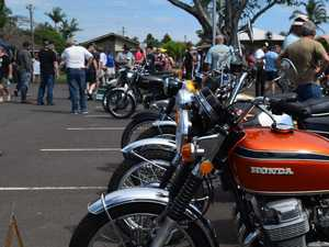 'Largest assembly of classic motorcycles on the North Coast'