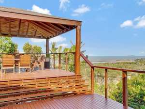 Hot property: An Emu Park hilltop beauty