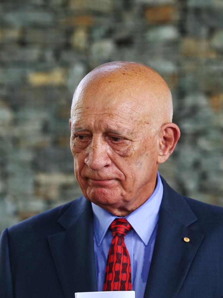 Cairns Mayor Bob Manning is calling for action. PICTURE: BRENDAN RADKE