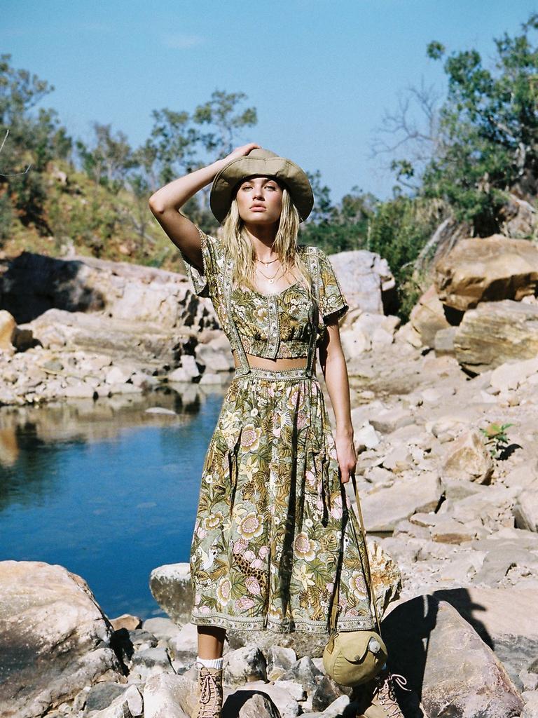 Byron Bay Fashion Spell and the Gypsy Image credit Brydie Mack