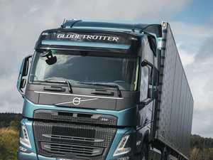 Volvo takes gold in heavy-duty sales race