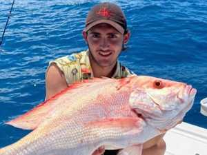 Offshore fishing finally on the cards in Mackay