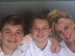 Britney's son: 'Grandpa can go die'