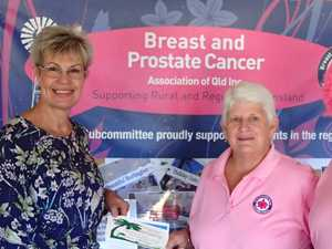 Cancer patient support for Bowen