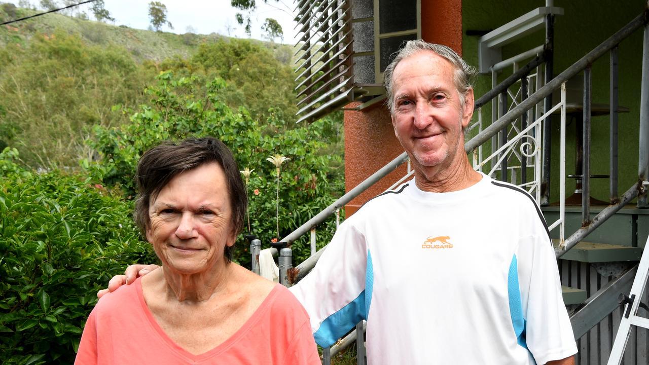 Linda and Peter Wills of Mt Morgan