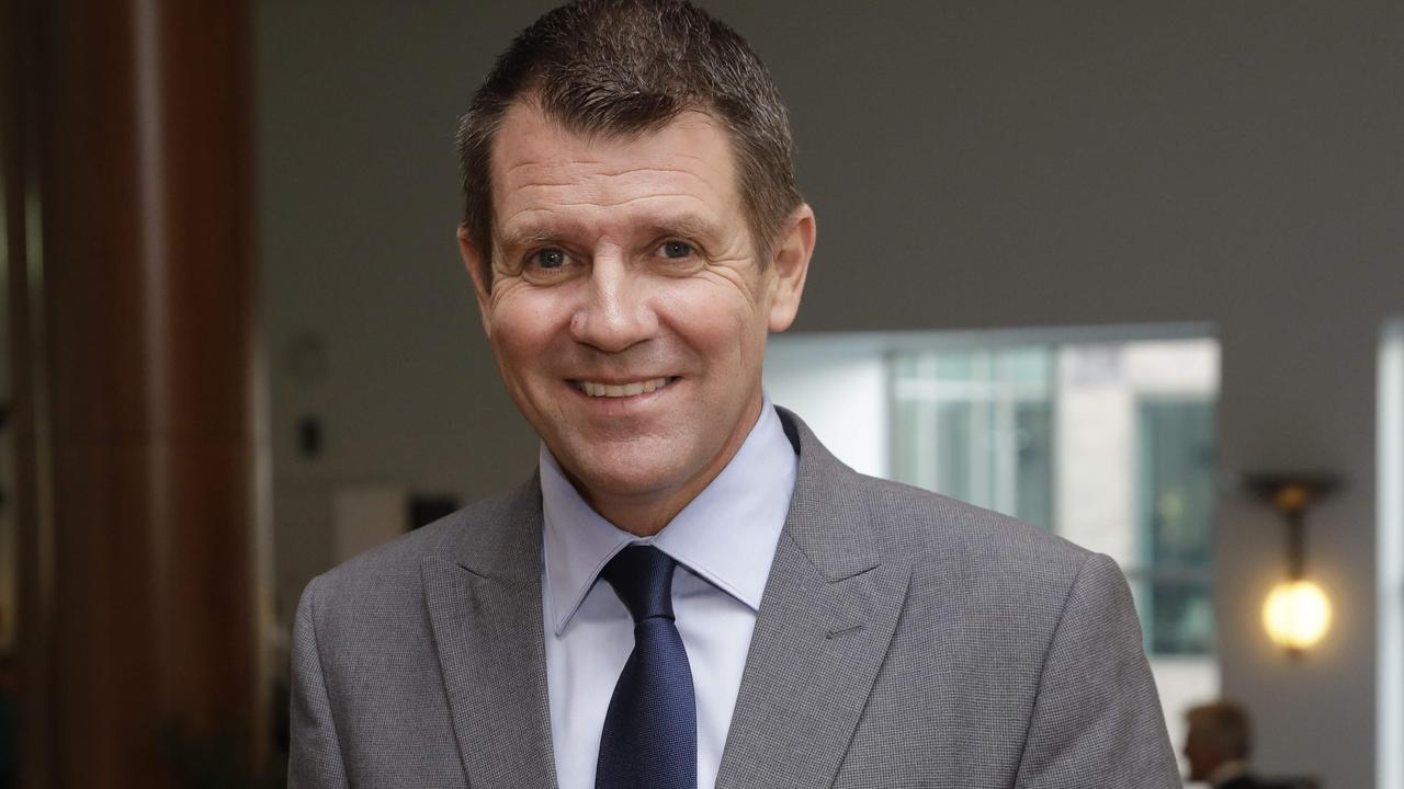 Mike Baird stands down from his head of consumer banking role at NAB. Picture by Sean Davey.