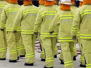 Female fire recruits hit by tough new test