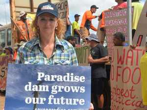 Protest to highlight why farmers want Paradise Dam fixed, restored
