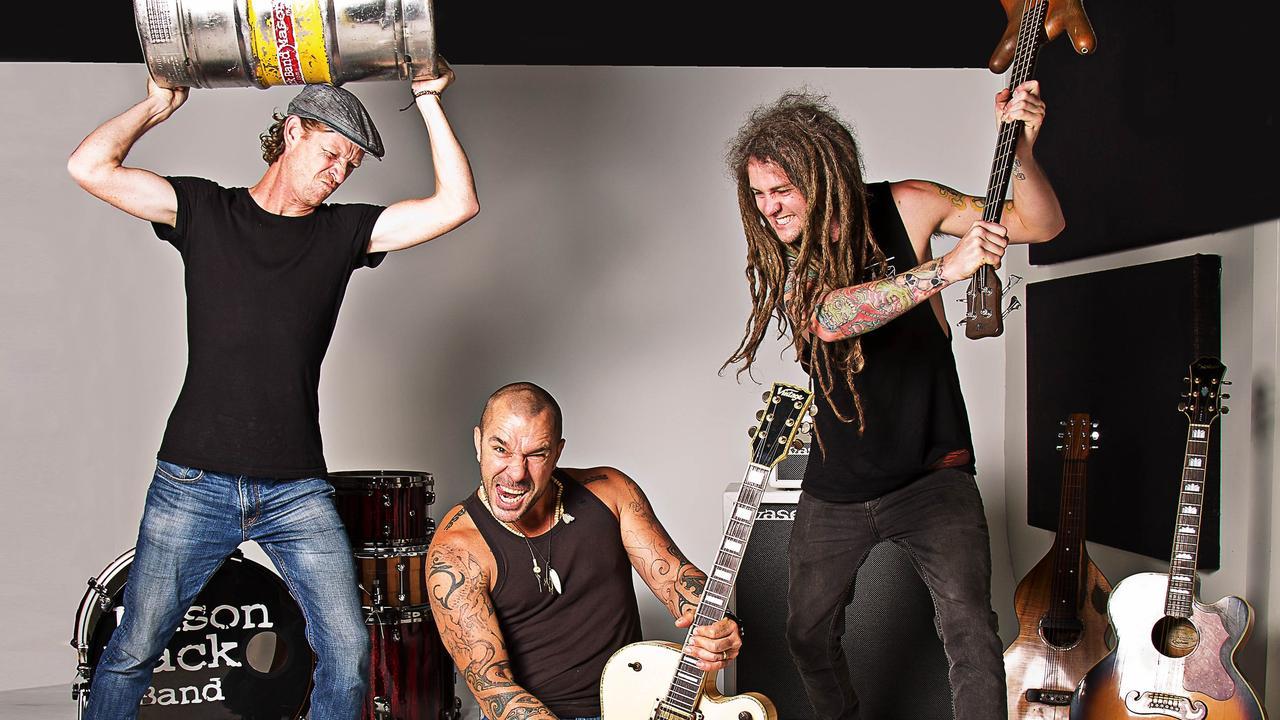 Mason Rack Band is headlining Blues & Brews at Eumundi.