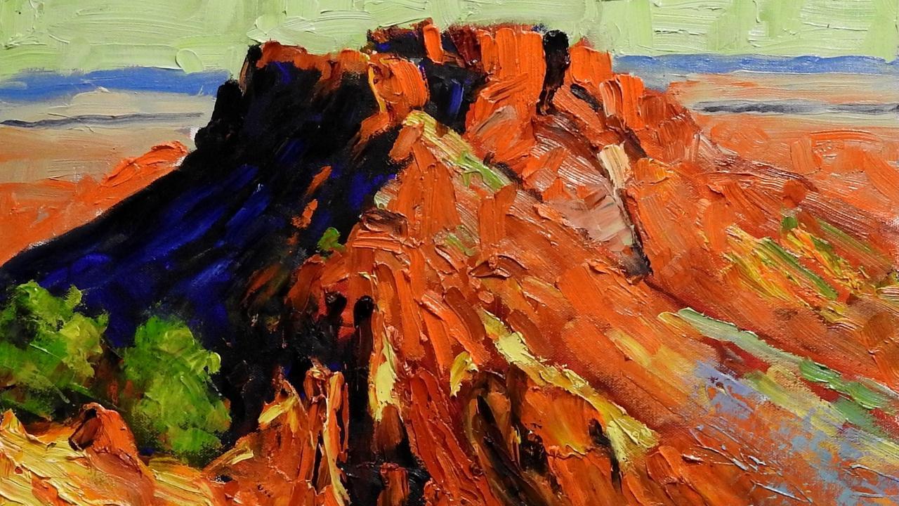 Chris Blake's Mountains.