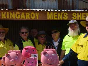 Kingaroy Men's Shed to host camp oven under the stars