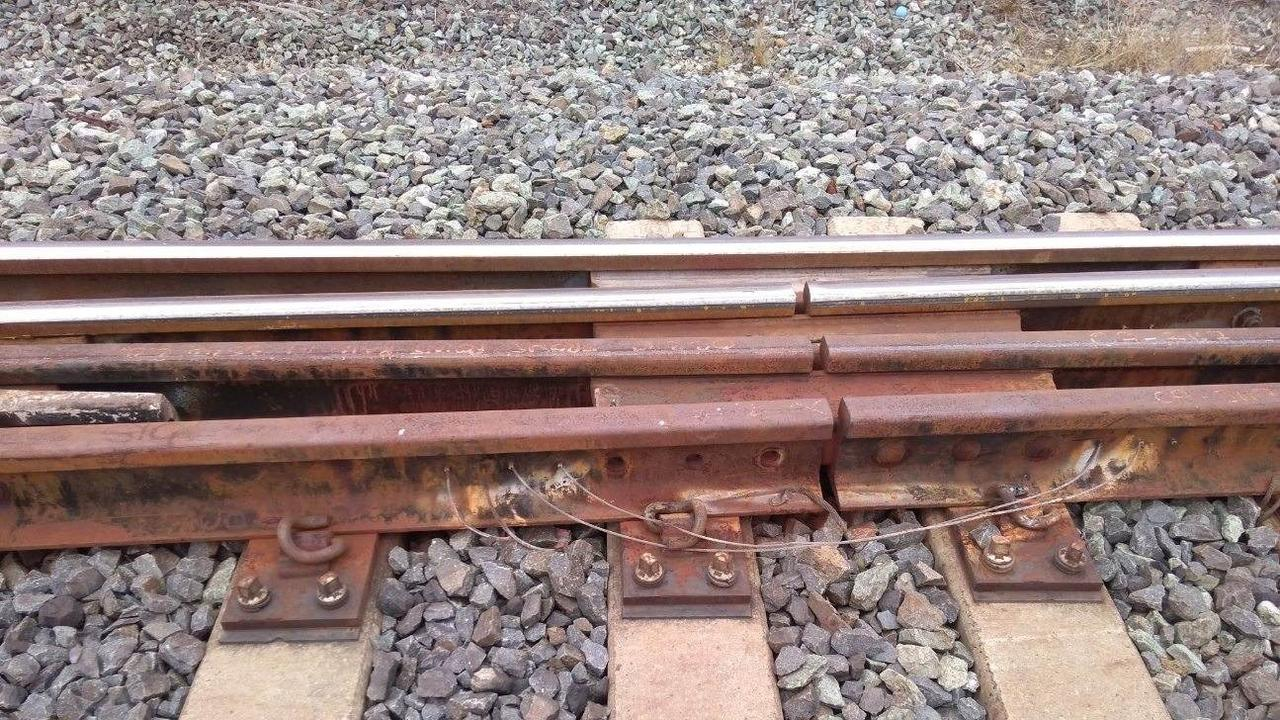 A former employee of ARTC says the track between Casino and Kempsey has been left in disrepair,