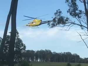 BREAKING: Serious crash north of Gympie