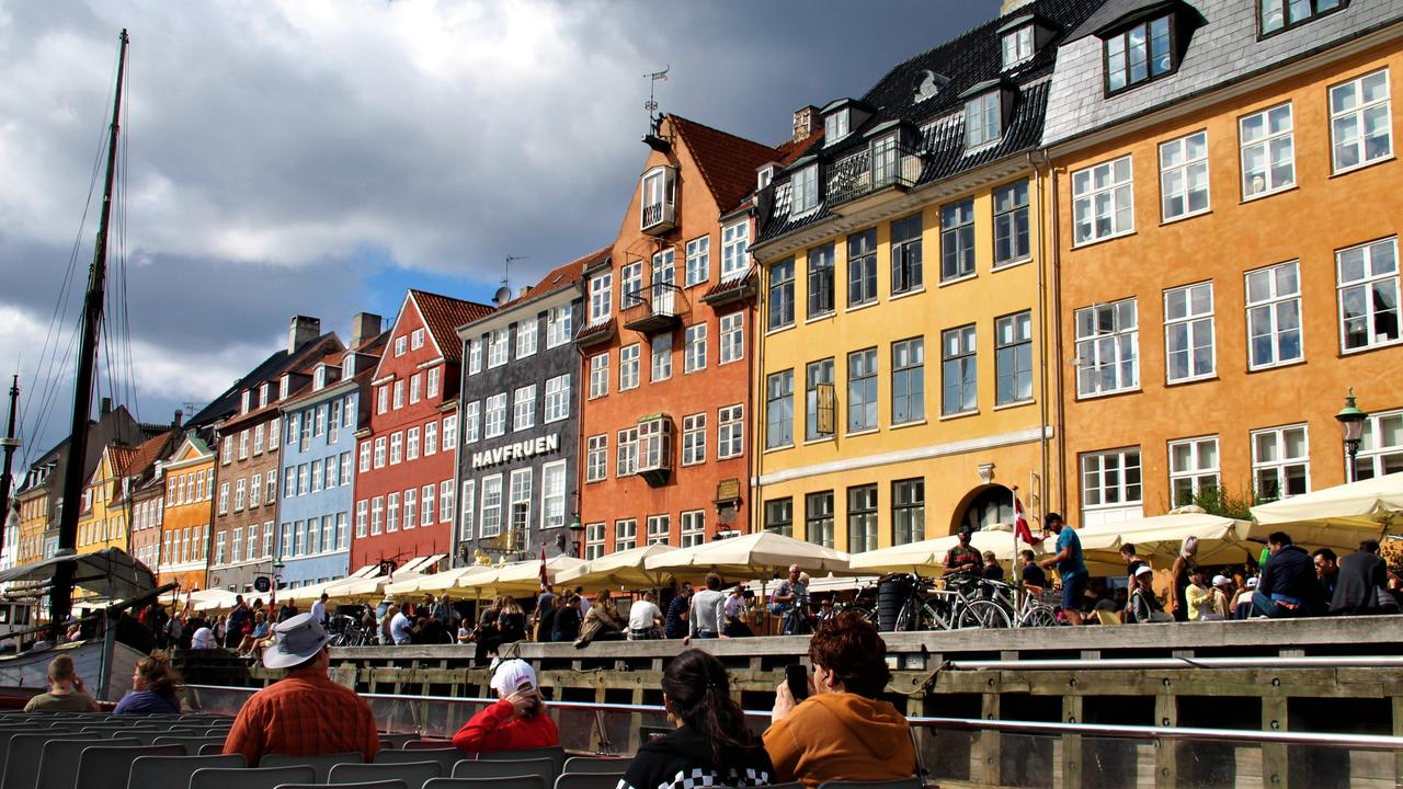 Nyhavn. Picture: Shirley Sinclair