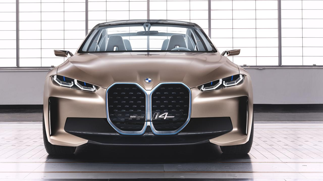BMW's i4 is due in 2021.
