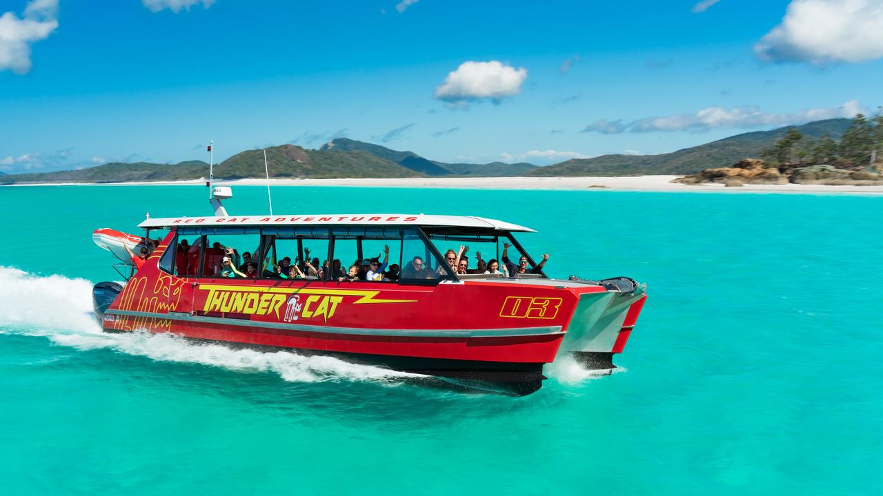 Red Cat Adventures were awarded with a gold award at the Qantas Australian Tourism Awards.