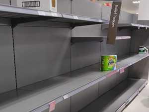 Supermarkets prepare for 'food riots'